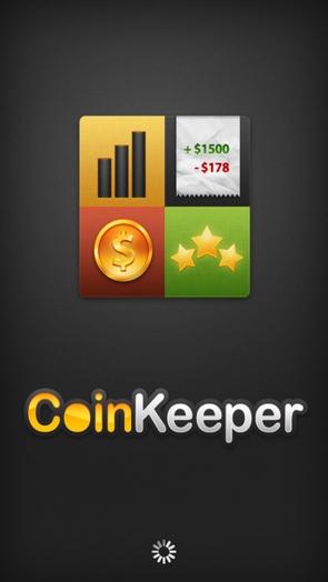 CoinKeeper - учет расходов на Галакси С4