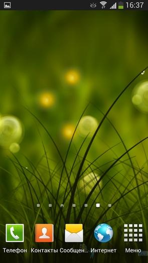 Colorful Summer Meadow - анимированные обои