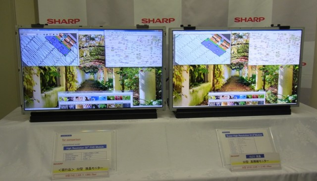 Samsung и Sharp готовят Galaxy Note 12.2
