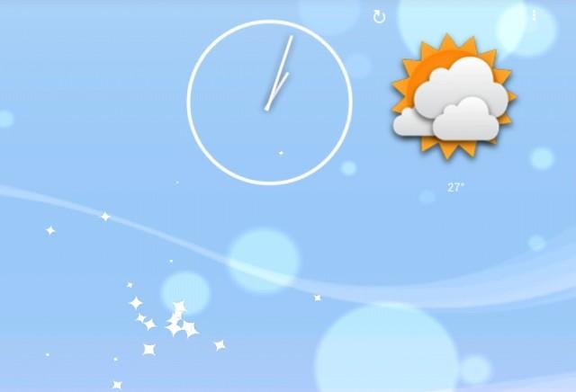 iOS 7 Live Wallpaper - обои в стиле iPhone