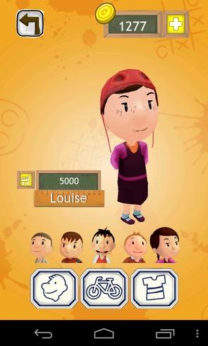 Little Nick - игра на Самсунг С4