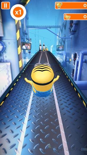 Игра Minion Rush для Android
