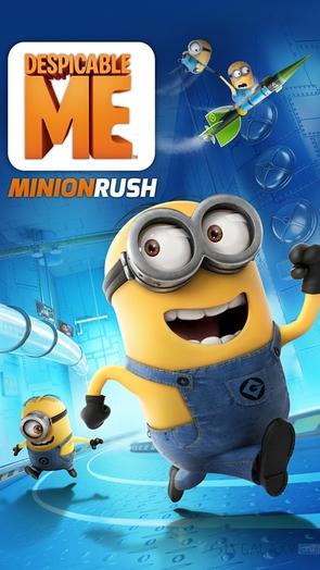 Игра Minion Rush для Samsung Galaxy S4