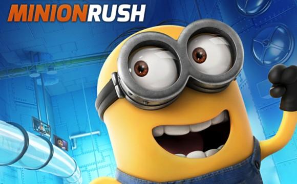 Minion Rush — супер раннер для Galaxy S4