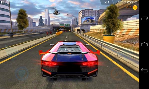 Redline Rush 3D - на трассе