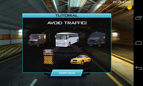 Redline Rush 3D - транспорт