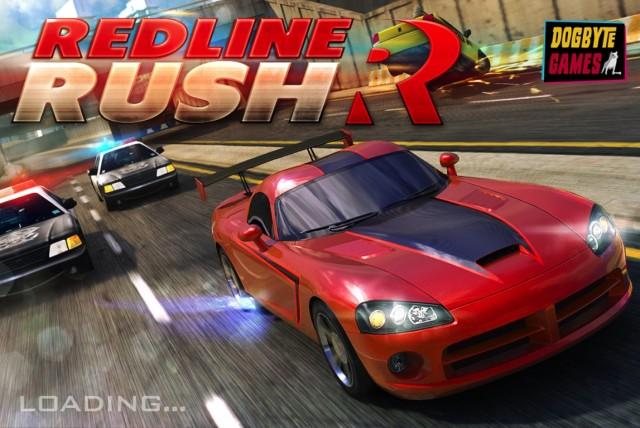Redline Rush 3D