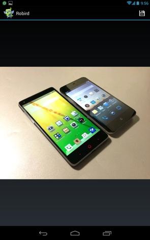 Robird для Samsung Galaxy S4