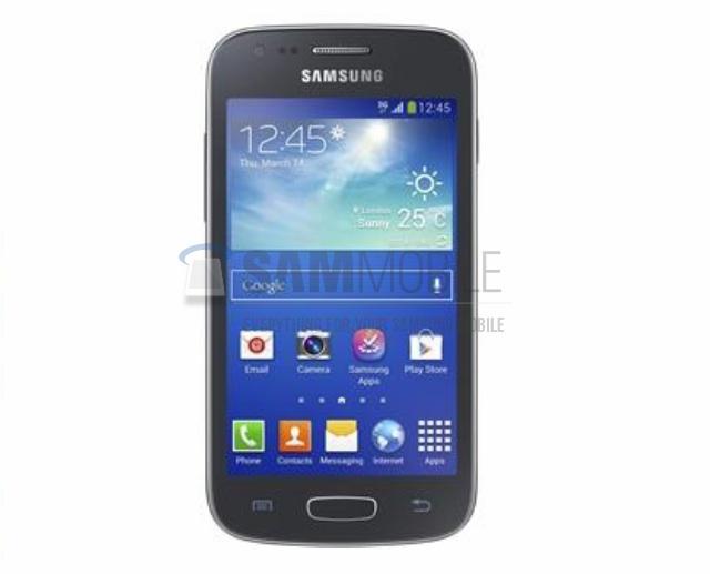 Первое фото Samsung Galaxy Ace 3