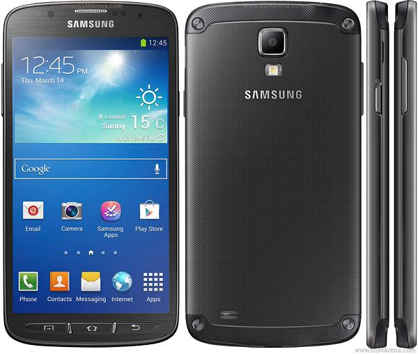 Внешний вид корпуса Samsung Galaxy S4 Active
