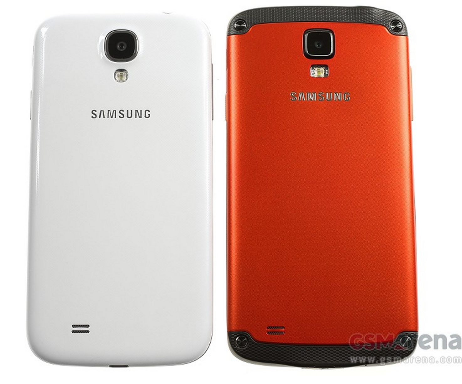 Samsung Galaxy S4 Active I9295 и S4 I9500