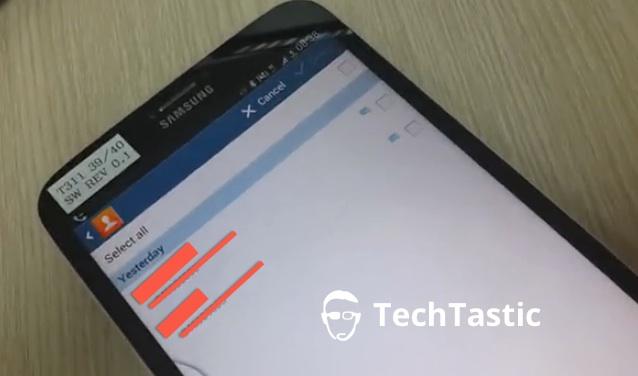 Samsung Galaxy Tab 3 8.0 - фотографии