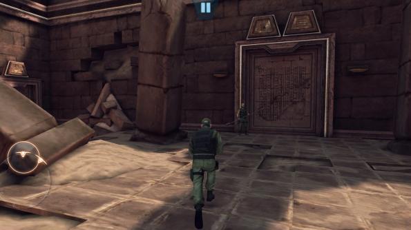 Игра Stargate SG-1: Unleashed Ep 1 - уровень 2