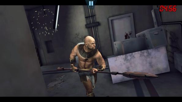 Игра Stargate SG-1: Unleashed Ep 1 для Samsung Galaxy S4 - злой враг