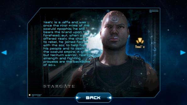 Stargate SG-1: Unleashed Ep 1 для Samsung Galaxy S4