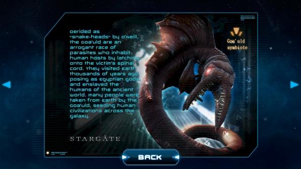 Stargate SG-1: Unleashed Ep 1 - пришелец