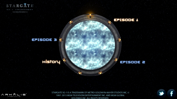 Stargate SG-1: Unleashed Ep 1 для Android