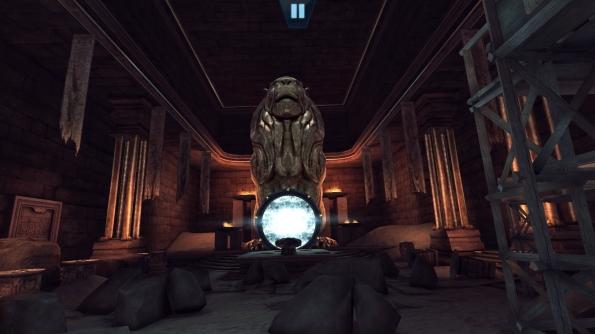 Игра Stargate SG-1: Unleashed Ep 1 - Звездные врата