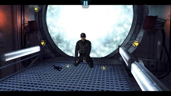 Stargate SG-1: Unleashed Ep 1 - врата открыты