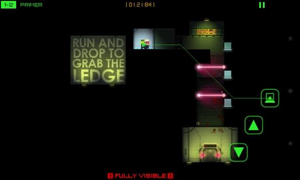 Stealth Bastard - игра в жанре стелс-экшен