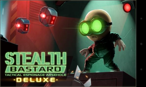 Stealth Bastard - стелс-экшен для Галакси С4