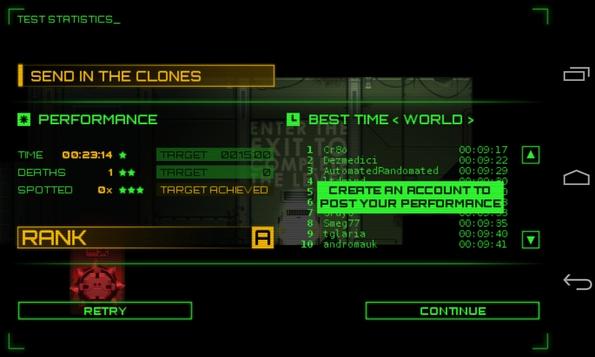 Stealth Bastard - игра стелс-экшен на Galaxy S4