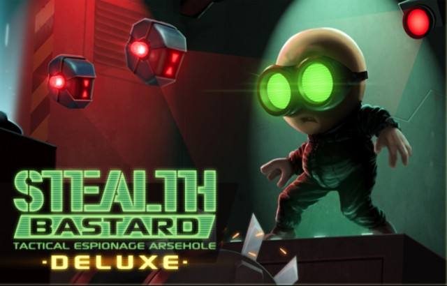 Stealth Bastard - платформер с элементами стелс
