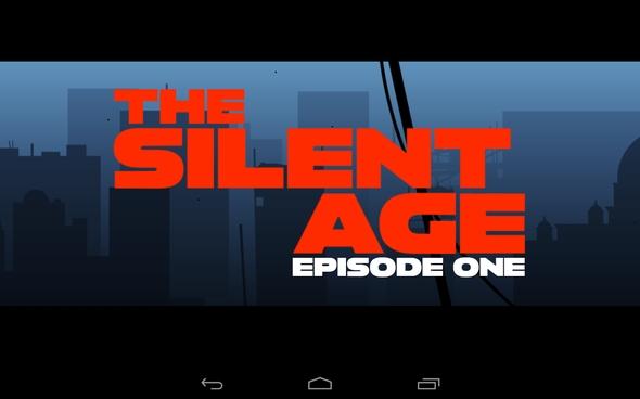 The Silent Age Episode 1 - атмосферный квест