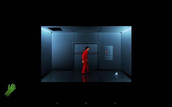 Квест The Silent Age Episode 1 - в лифте