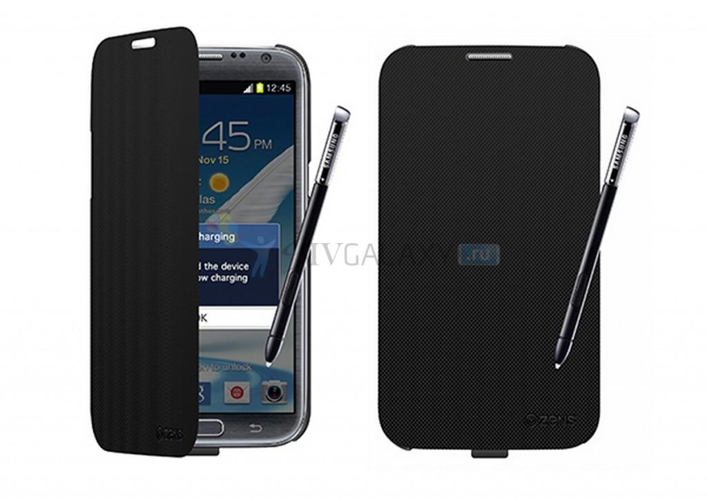 ZENS - беспроводная зарядка для Galaxy Note 2