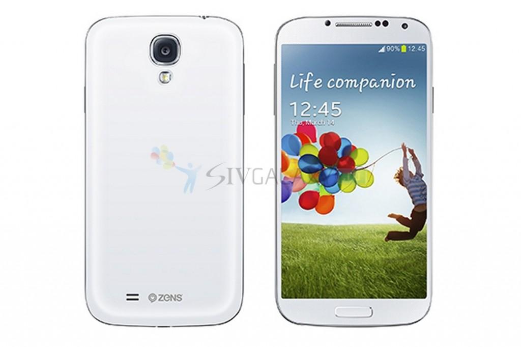 Беспроводные зарядки ZENS для Galaxy S4 и Note 2