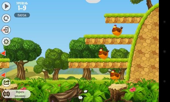 Аркадная игра на смартфоны Samsung Galaxy S4