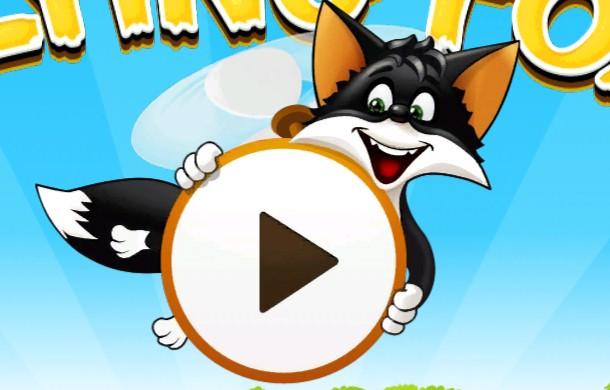 Flying Fox - игра на Samsung Galaxy S4