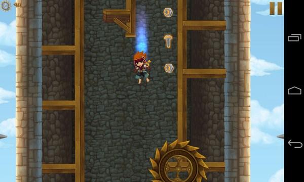 Freedom Fall - игра на смартфоны Galaxy S4