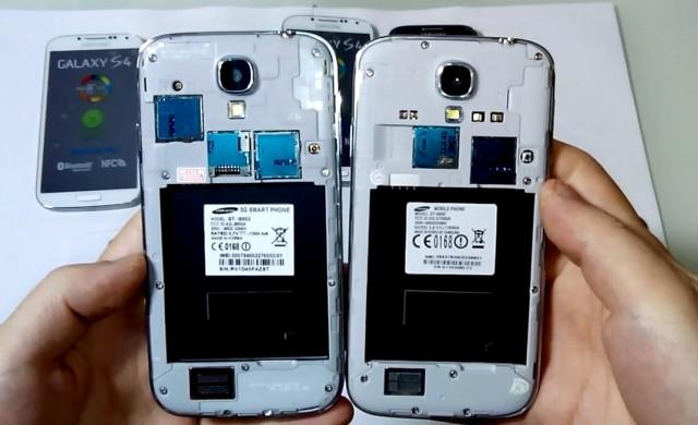 Очередной клон Galaxy S4 на процессоре MT6589 Quad Core