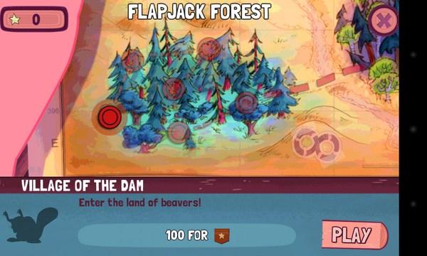 Jack Lumber - игра на Samsung Galalxy S4
