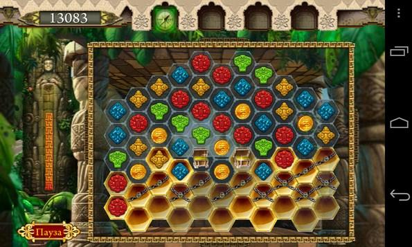 Jewels of East India Company - игра на Самсунг Галакси С4