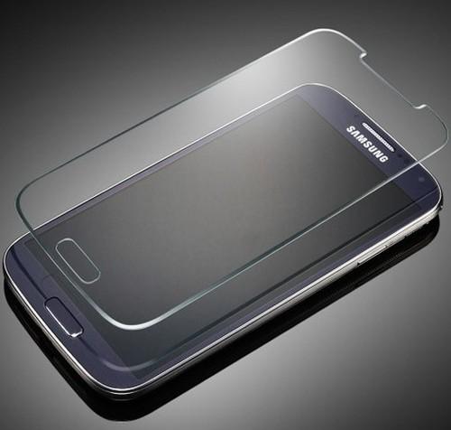 MIME Tempered Glass Screen Protector - защита дисплея на Галакси С4 (тест)