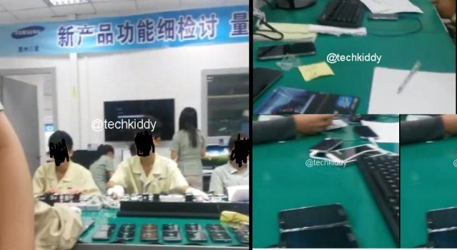 Первые фото Samsung Galaxy Note III попали в сеть