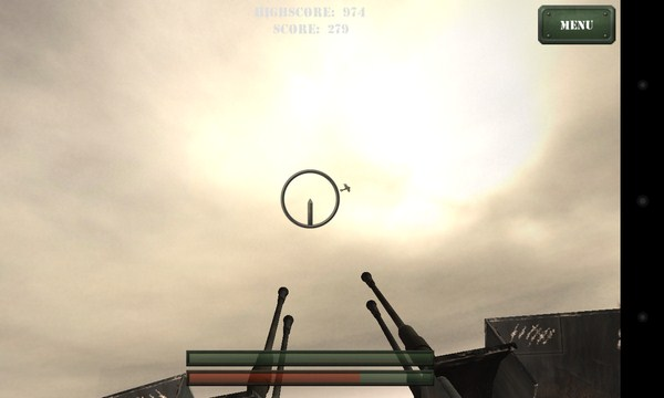 Shoot The Fokkers - игра на Galaxy S4