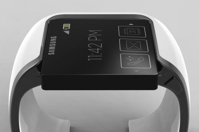 Samsung SmartWatch - SM-V700