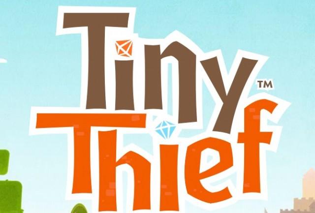 Tiny Thief - головоломка на Samsung Galaxy S4