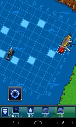 Warships - игра на Samsung Galaxy S4