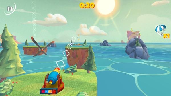 Игра Boom Boom Hamster Golf для Samsung Galaxy S4