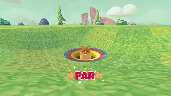 Boom Boom Hamster Golf для Samsung Galaxy S4