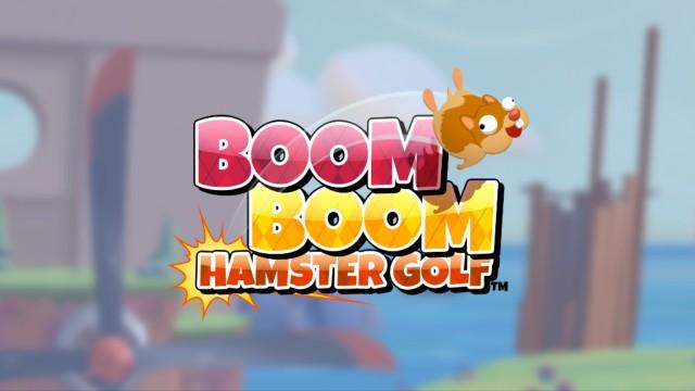 Boom Boom Hamster Golf - прикольный гольф на Галакси С4