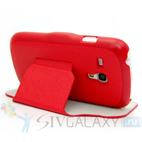 Кожаный чехол для Samsung Galaxy S3 Mini