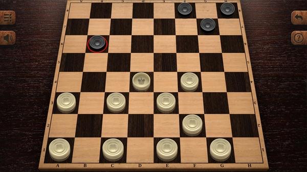 Chekers HD - классные шашки для Galaxy S4