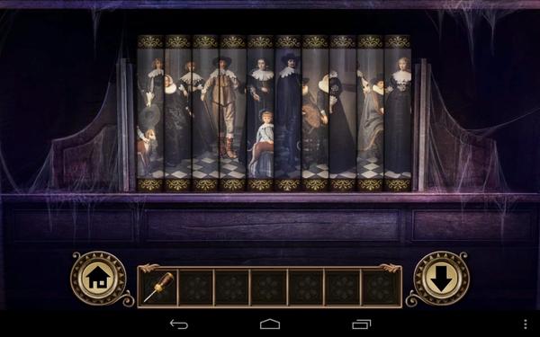 Квест Darkmoor Manor на Galaxy S4 - головоломки