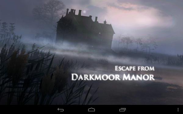 Квест Darkmoor Manor на Galaxy S4